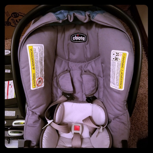 Car Seat Plus 2 Bases Chicco Keyfit 30
